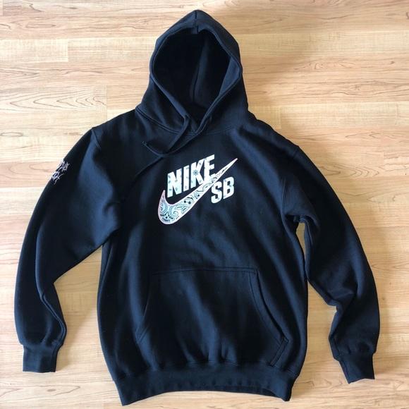 Culpable O Tantos  Nike Shirts | Travis Scott Cactus Jack Nike Sb Hoodie | Poshmark